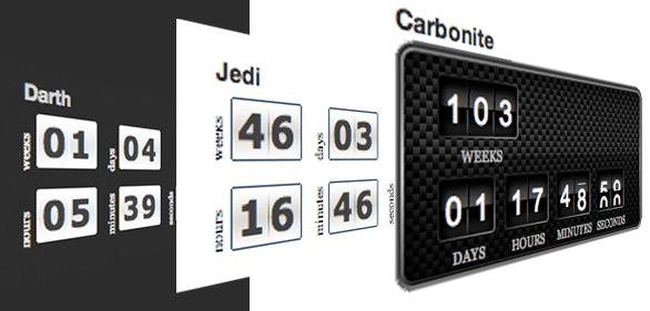Jquery countdown 0